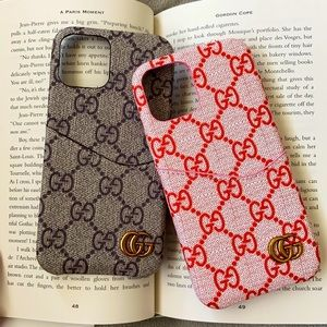 iPhone Case GG Brown only 11 pro max only